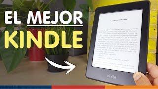 AMAZON KINDLE PAPERWHITE | Mejor lector de e-books calidad-precio