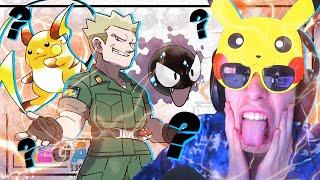 Pokémon Rojo MEGALOCKE Ep.11 - ¡INFARTO ELÉCTRICO! ¡CÓMO CAGARLA DENTRO DE UN GIMNASIO POKÉMON!