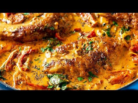 Tuscan Chicken |
