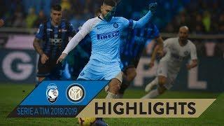 ATALANTA 4-1 INTER | HIGHLIGHTS | Matchday 12 Serie A TIM 2018/19
