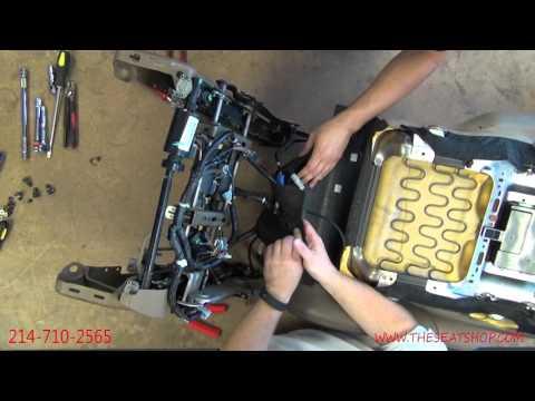 01-06 Acura MDX Driver Bottom Install Video