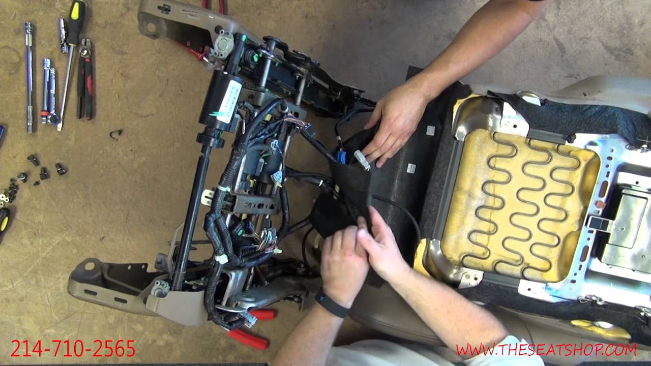01-06 acura mdx driver bottom install video - youtube on acura mdx fuse  box