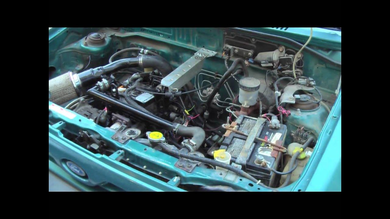 & Super Milage Car - Diesel Ford Festiva 60 MPG City - YouTube markmcfarlin.com