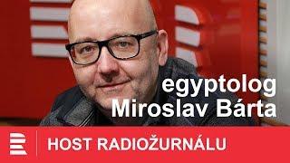 Miroslav Bárta: Ramesse II. chtěl ukázat, že má blízko k bohu Slunce