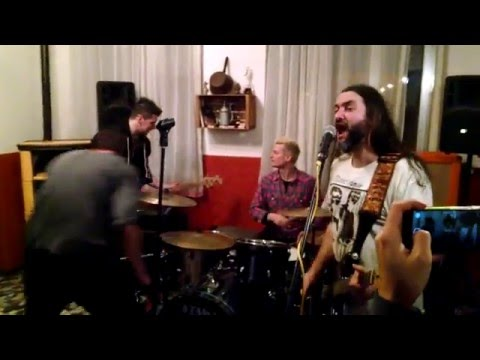 The Fangs Feat Mene Special Guest Nadir - Fight For Your Right Cover