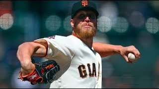 Will Smith Finally Makes Return to Mound for Giants
