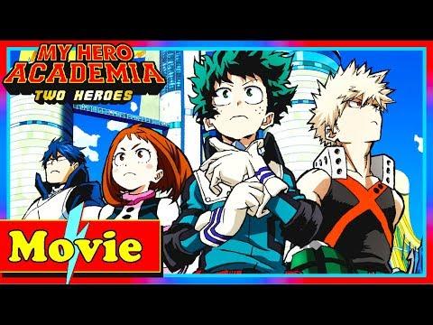 My Hero Academia Abridged The Movie Youtube