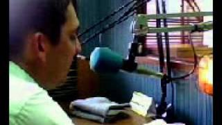 """Programa """"A Voz da Libertação"""" Bauru-SP- Rádio Clube AM 1160 - Pr. Israel"""