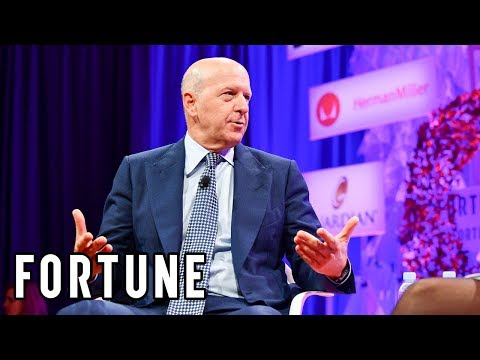 A Discussion with Goldman Sachs' President and Co-COO I MPW 2017