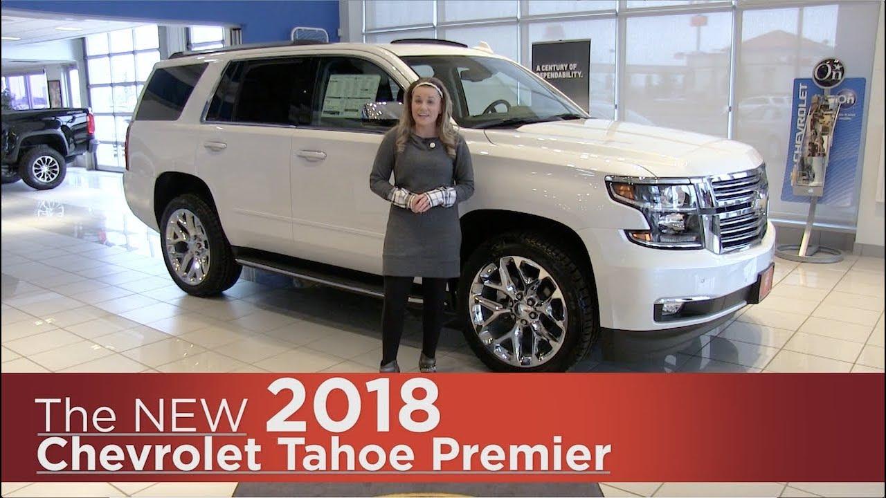 2018 Chevrolet Tahoe & Suburban Premier - Mpls, St Cloud ...