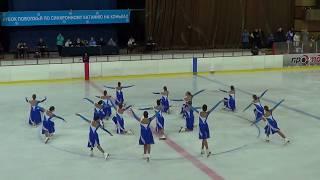 Жемчужина-произв.прогр. КМС-3 этап Кубка России-Ку