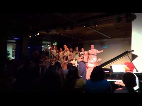 """UVU Opera - """"Magic to Do"""" (curtain call & confetti!!)"""