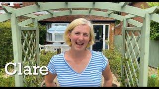 Clare on Coleshill Lane