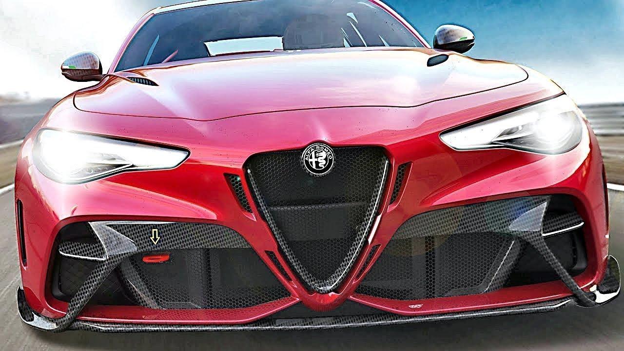 2021 Alfa Romeo Giulia Gta 540 Hp Sports Sedan Bmw M3 Killer