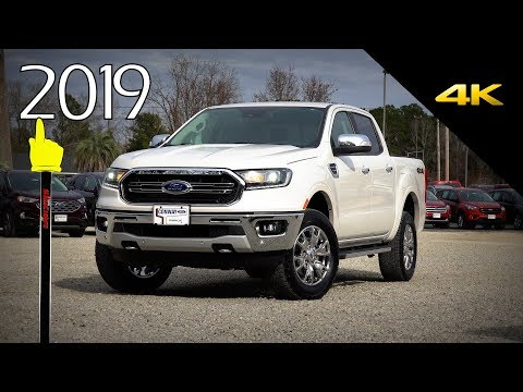 2019 Ford Ranger Lariat - Ultimate In-Depth Look in 4K