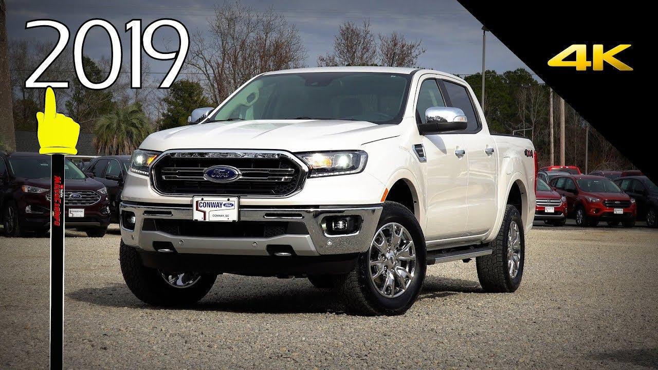 2019 Ford Ranger Lariat Ultimate In Depth Look In 4k Youtube
