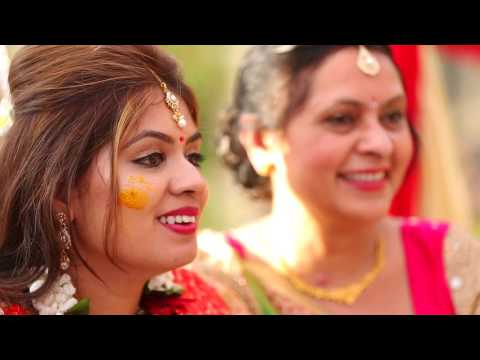 Fiji Indian Wedding Highlights Video Danisa & Saneel @ Digital Photo Studio, Bardoli.