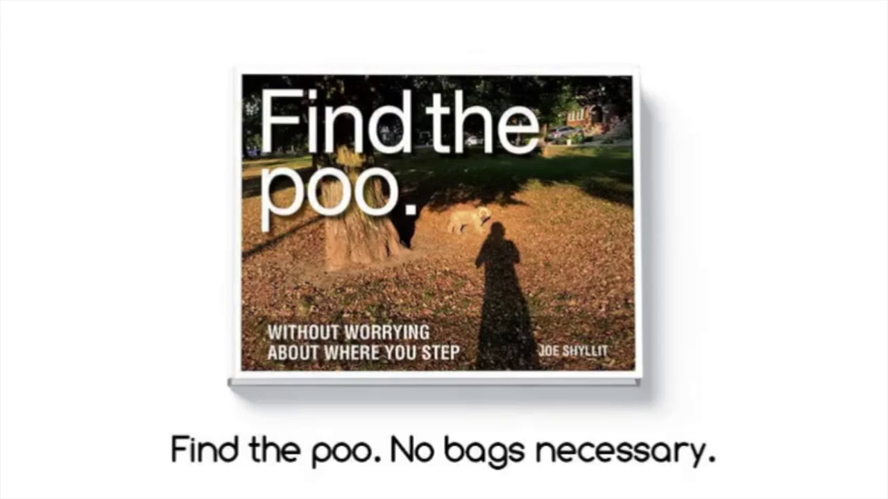Find the Poo Book Trailer