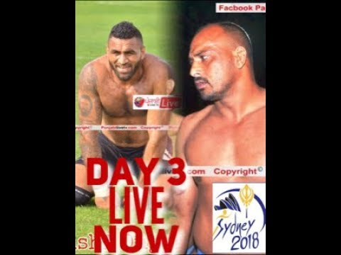 Exclusive Live Coverage 31 Australia Sikh Games - 2nd Day
