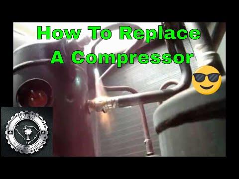 Hvac Compressor Replacement
