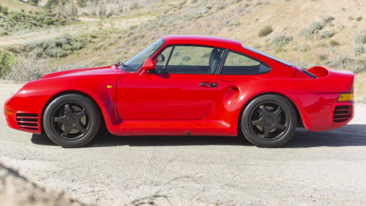 Porsche 959 For Sale Sport Comfort292 Produced Cars