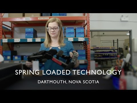 2018 Export Achievement Award Nominee: Spring Loaded Technology