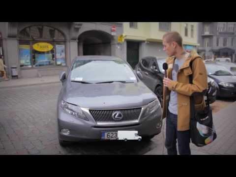 Igauņu tūristi iekaro Latviju, jeb lielie auto nodokļi spiež Latviešus reģistrēt a/m Igaunijā