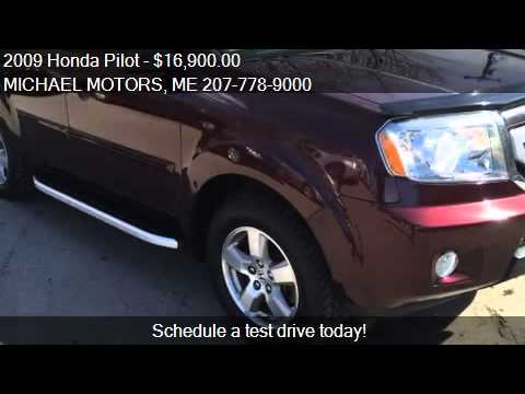 2009 honda pilot for sale in farmington me 04938 at the mic youtube. Black Bedroom Furniture Sets. Home Design Ideas