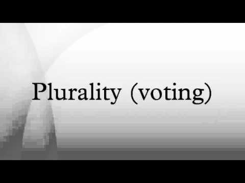 Plurality (voting) HD