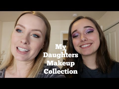 My 15 Year Old Daughters Makeup Collection