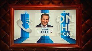ESPN's Adam Schefter Talks NFL Trade Deadline Deals & More  w/Rich Eisen | Full Interview | 11/1/17