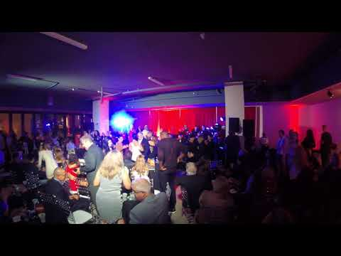 Julio Montalvo Orchestra Art BAsel Party Miami Design District El son de Trompetica