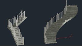 Crear escaleras con AutoCAD Architecture