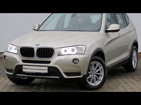 bmw x3 suv gel ndewagen youtube. Black Bedroom Furniture Sets. Home Design Ideas