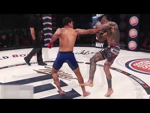 40 Year Old Karate Veteran Vs MMA   The Elder Machida