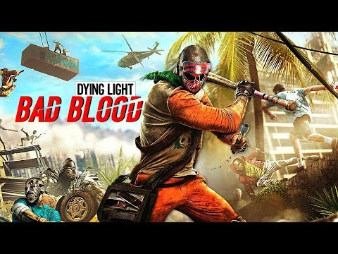 *NEW* Zombies Battle Royale Game!! (Dying Light: Bad Blood)