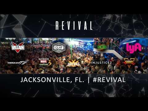 Revival 6 - July 8th - Jacksonville, FL