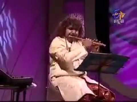 Pt Praveen Godkhindi Flute - hamshadhwani Fusion