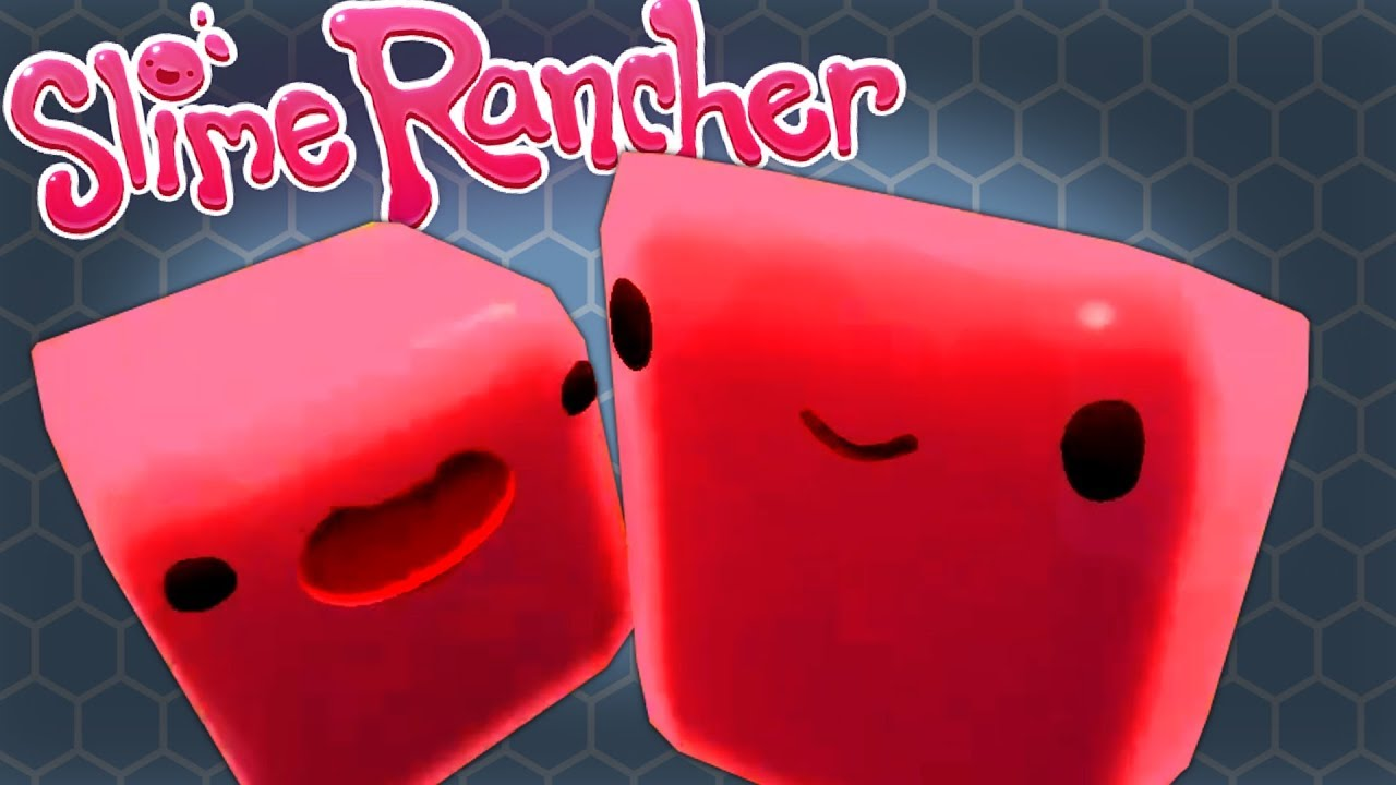 ALL NEW SLIME TYPES! - Slime Rancher Cube Mod