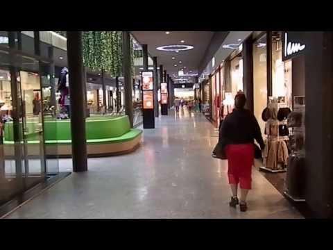 Shopping Center Stücki . Einkaufscenter Basel switzerland