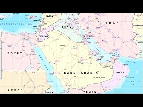 The New Arab Cold War US Policy Sows Conflict, Unrest Across the Middle East and North Africa