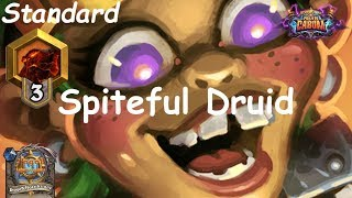 Hearthstone: Spiteful Druid #9: Boomsday (Projeto Cabum) - Standard Constructed