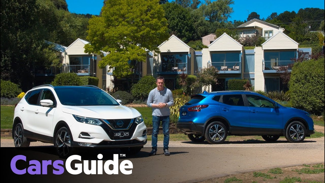 2018 Nissan Qashqai review - Dauer: 5 Minuten, 58 Sekunden