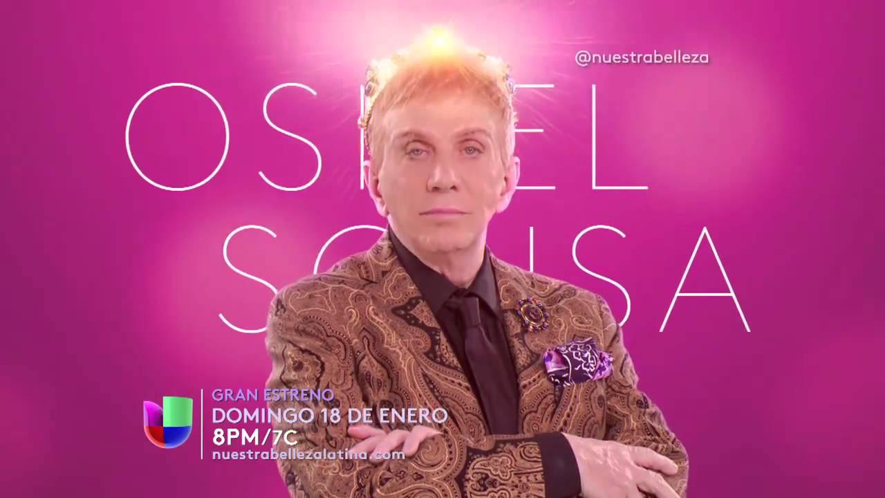 Nuestra Belleza Latina 2015 Promo - YouTube