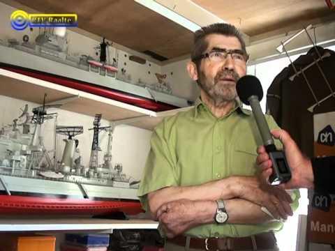 16 06 2011 Modelbouw: marineschip de De Zeven Provinciën