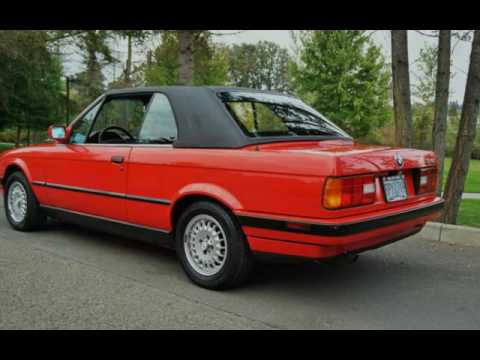 1991 Bmw 318i Convertible 5 Sd Manual For In Milwaukie Or