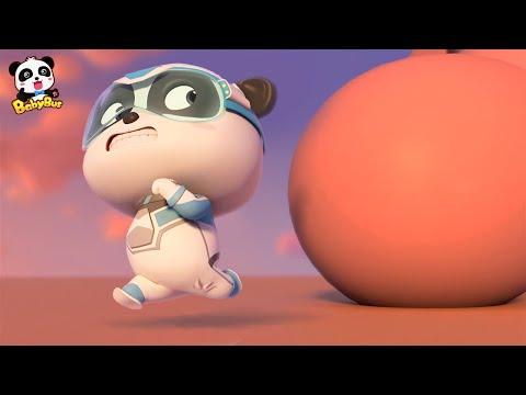 Run!Super Panda Kiki | Super Panda Rescue Team 4 | BabyBus Cartoon for Kids