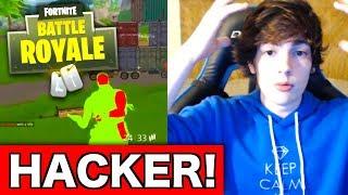 Fortnite LAWSUIT vs YouTuber for cheating in Fortnite!!
