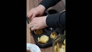 Firinda Kolay Patates Tarİfİ