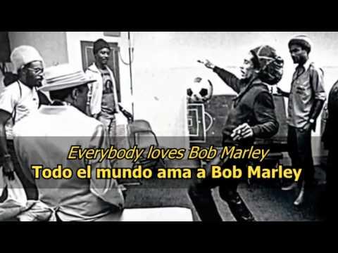 Everybody loves Bob Marley - Macka B (ESPAÑOL/ENGLISH)